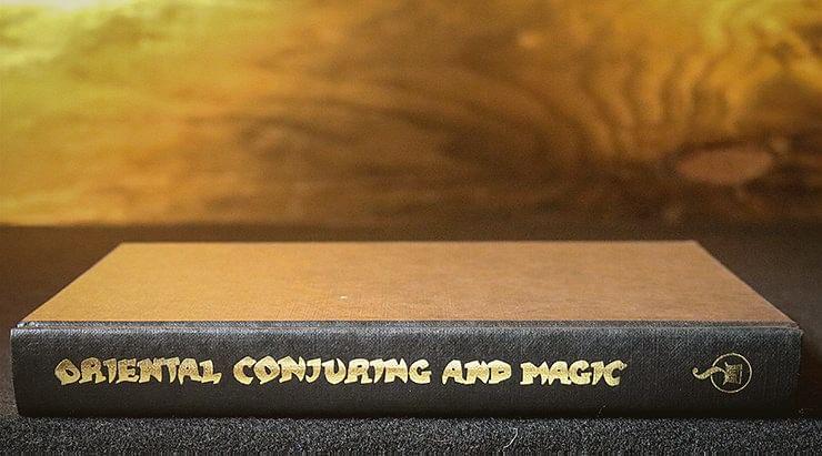 Oriental conjuring and magic - magic