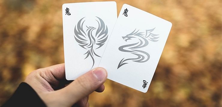 Oriental Playing Cards