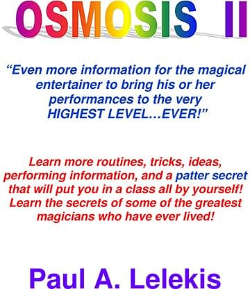OSMOSIS II - magic