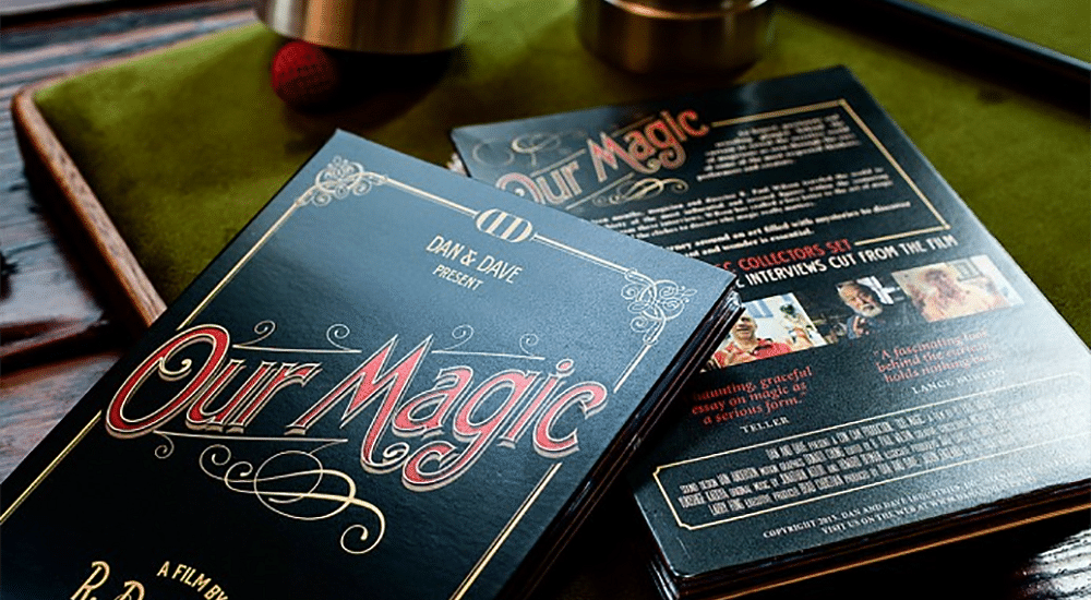 Our Magic Special Edition (2 DVD Set) - magic