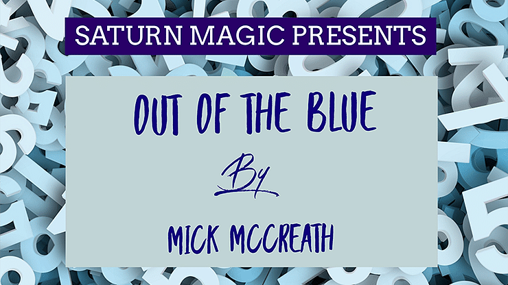 Out of the Blue - magic