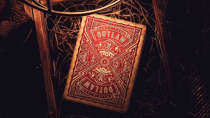 Outlaw Hell Riders Limited Edition Playing Cards