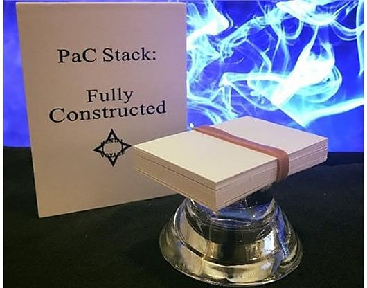 PaC Stack: Fully Constructed