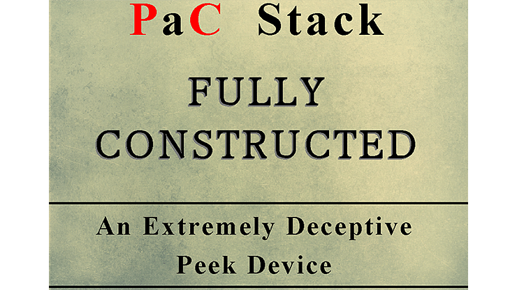 PaC Stack: Fully Constructed - magic
