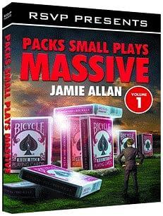 Packs Small Plays Massive Volume 1 - magic