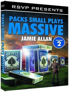 Packs Small Plays Massive Volume 2 - magic