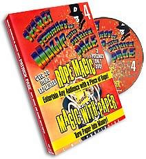 Page Rope Magic/Magic with Paper Patrick Page Volume 4 - magic