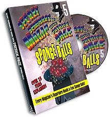 Page Sponge Balls Patrick Page Volume 5 - magic