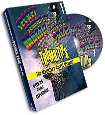 Page Thumb Tips - Volume 1 - magic