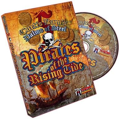 Palms of Steel 5: Pirates of the Rising Tide - magic