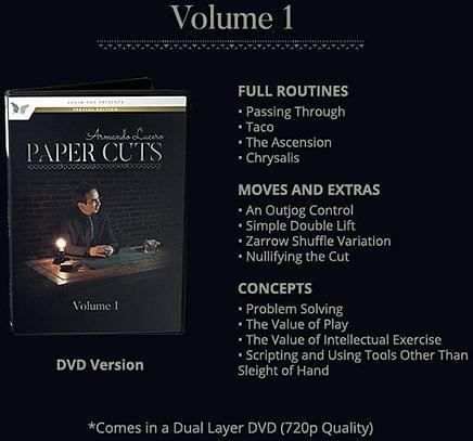 Paper Cuts - Volume 1