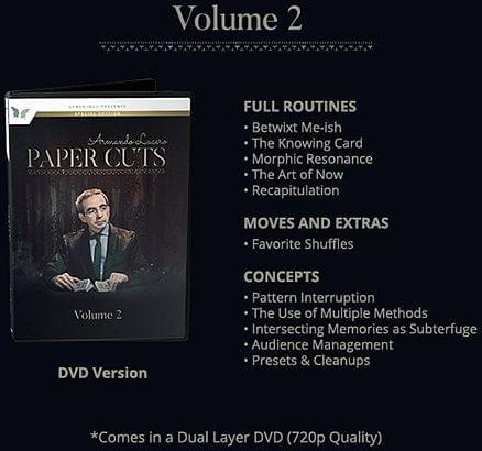 Paper Cuts - Volume 2