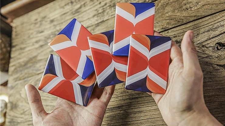 Paper Kings Playing Cards Jelly Cardistry Trainers