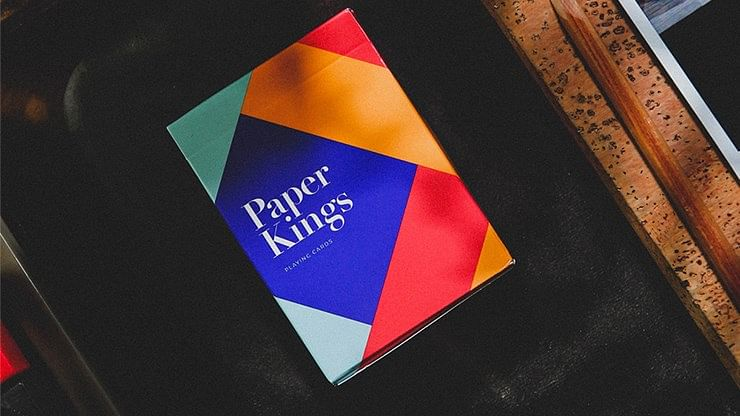 Paper Kings Playing Cards (Standard Edition) - magic