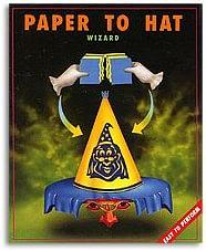 Paper To Hat - magic