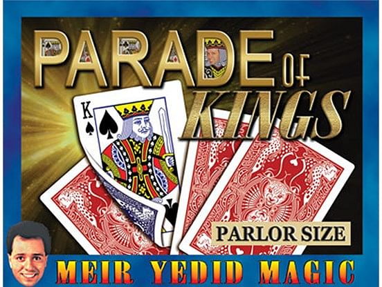Parade Of Kings - magic