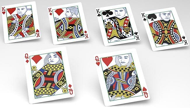 Paradigm Playing Cards