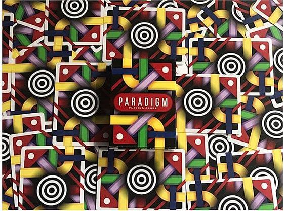 Paradigm Playing Cards - magic