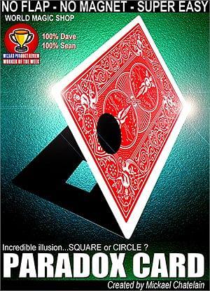 Paradox Card - magic