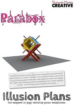 Paradox Master Plans - magic