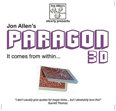 Paragon 3D - magic