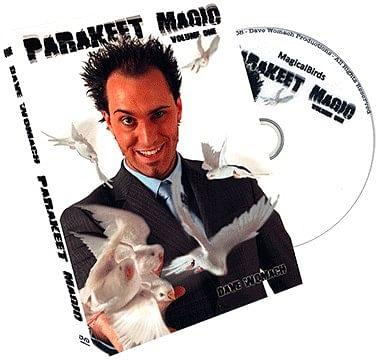 Parakeet Magic - magic