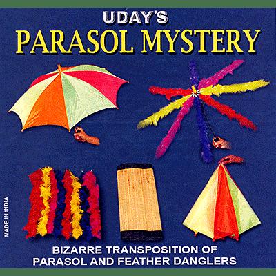 Parasol Mystery - magic