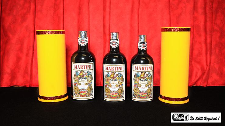 Passé Passé Bottle - magic