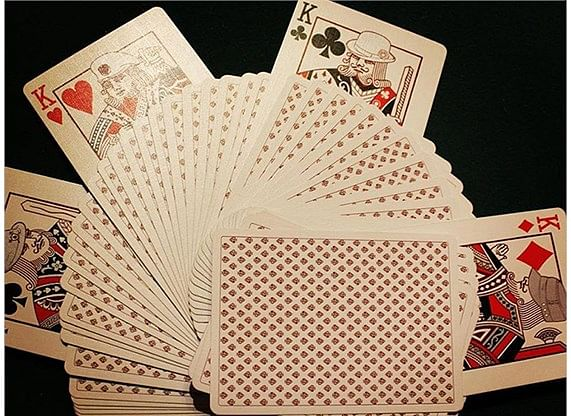 Passfatto Playing Cards