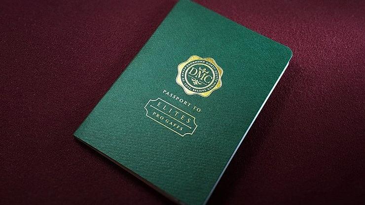 Passport to Gaff Decks - magic