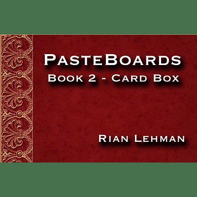Pasteboards - Volume 2 (Cardbox) - magic