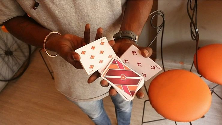 Pastels Playing Cards