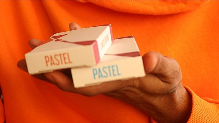 Pastels Playing Cards - magic