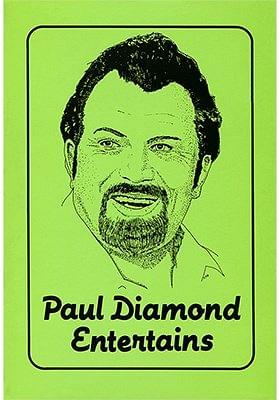 Paul Diamond Entertains - magic