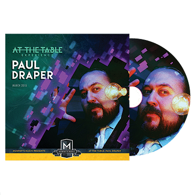 Paul Draper Live Lecture DVD - magic