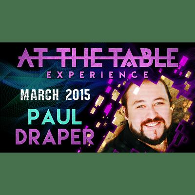 Paul Draper Live Lecture - magic