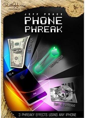 Phone Phreak - magic
