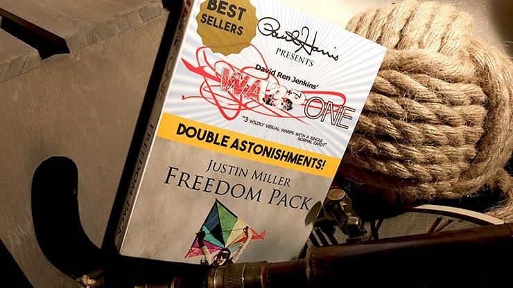 Warp One/Freedom Pack Double Astonishments