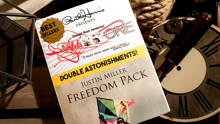 Warp One/Freedom Pack Double Astonishments - magic