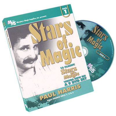 Paul Harris - Stars Of Magic 1, 2 and 3 - magic