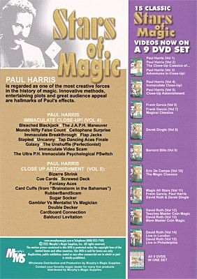 Paul Harris - Stars Of Magic 4 and 5