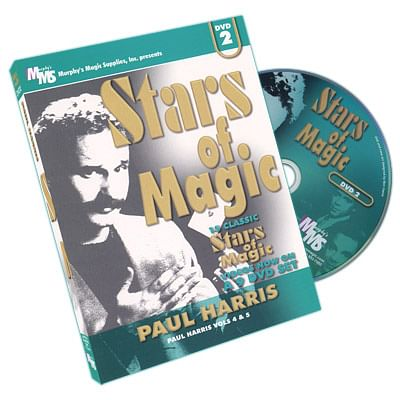 Paul Harris - Stars Of Magic 4 and 5 - magic