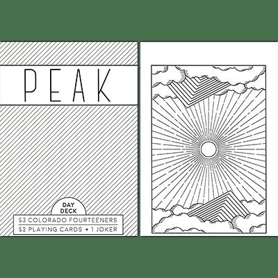 Peak Playing Cards (Day) - magic