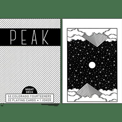 Peak Playing Cards (Night) - magic