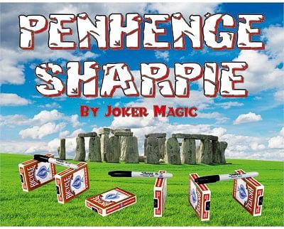Penhenge Sharpie - magic