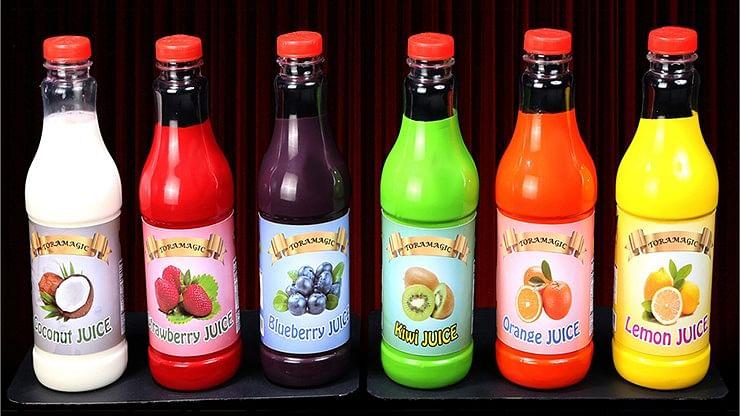 Perfect Bottles - magic