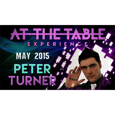 Peter Turner Live Lecture - magic
