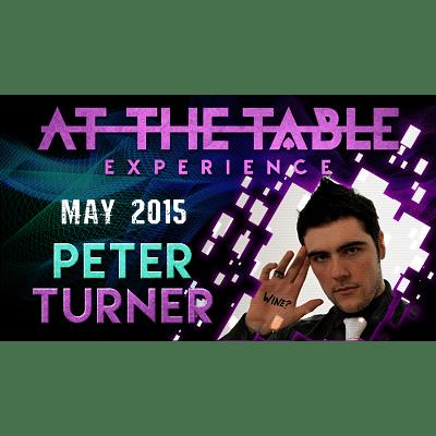 Peter Turner Live Lecture - magic