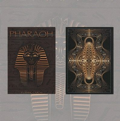 Pharaoh Playing Cards - magic