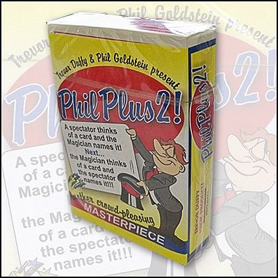 Phil Plus 2 - magic